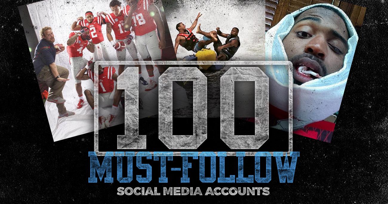 100 best Twitter follows for every SEC fan