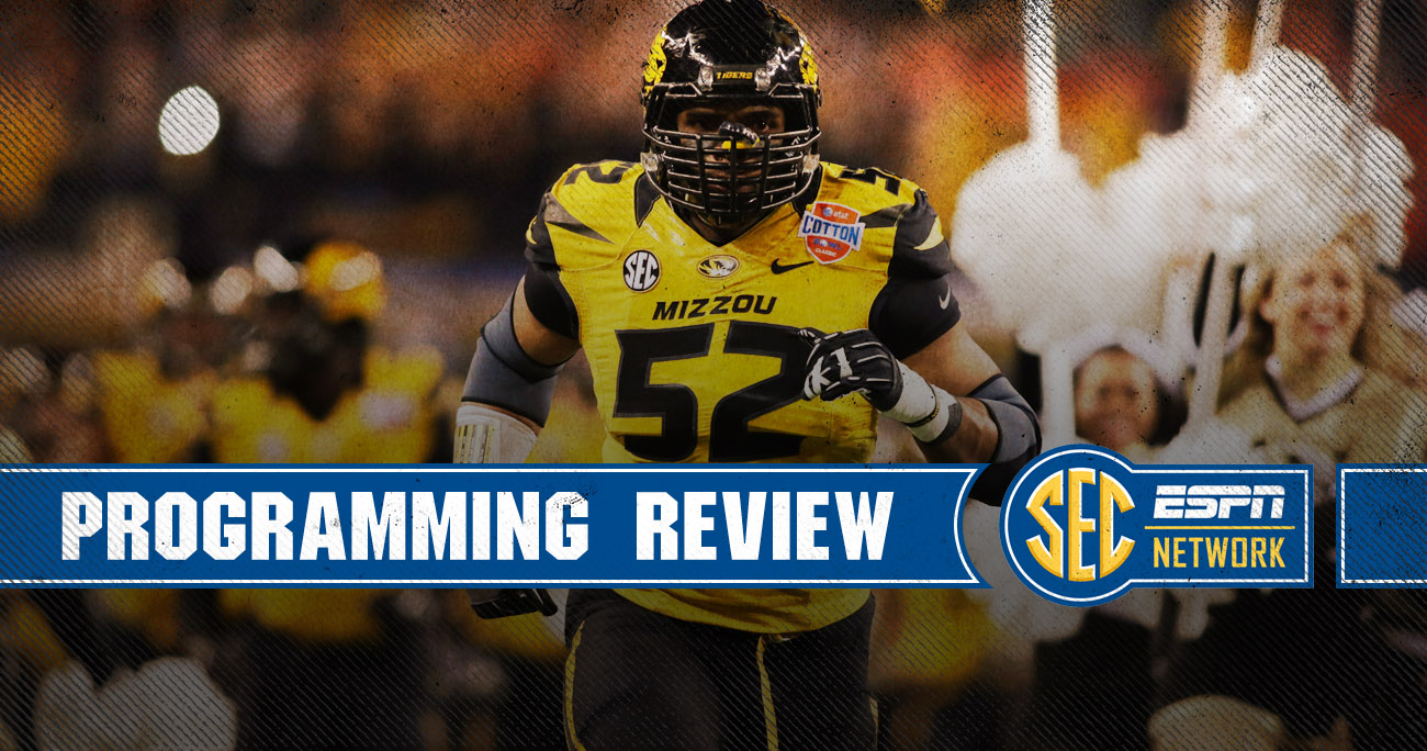 SEC Storied  Michael Sam 9179e2d17
