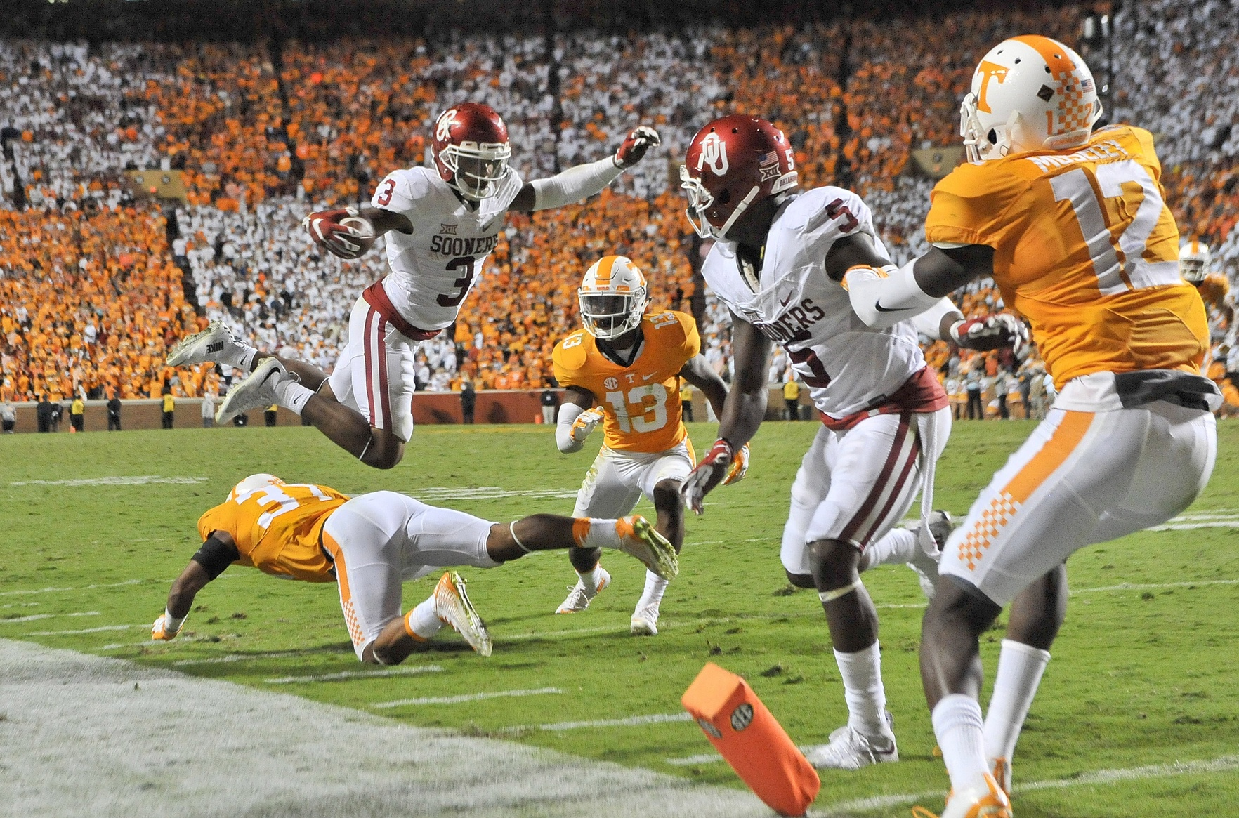 Image result for tennessee oklahoma