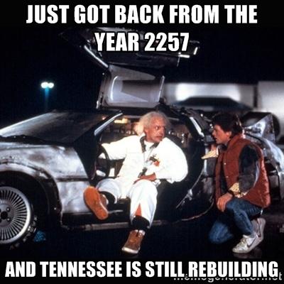 BTTF Tennessee MEME