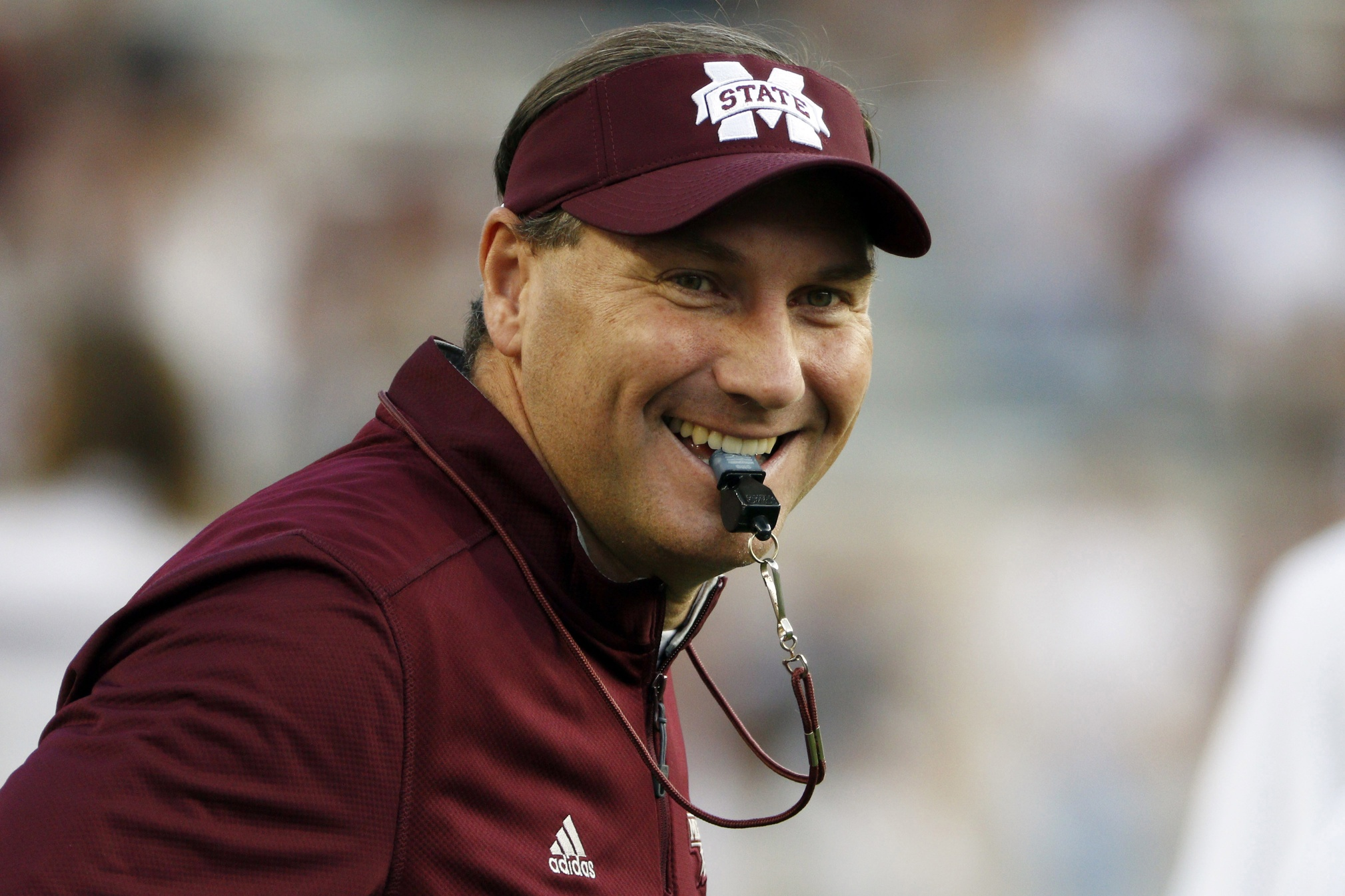 What Dan Mullen Had To Say After Mississippi State S Win