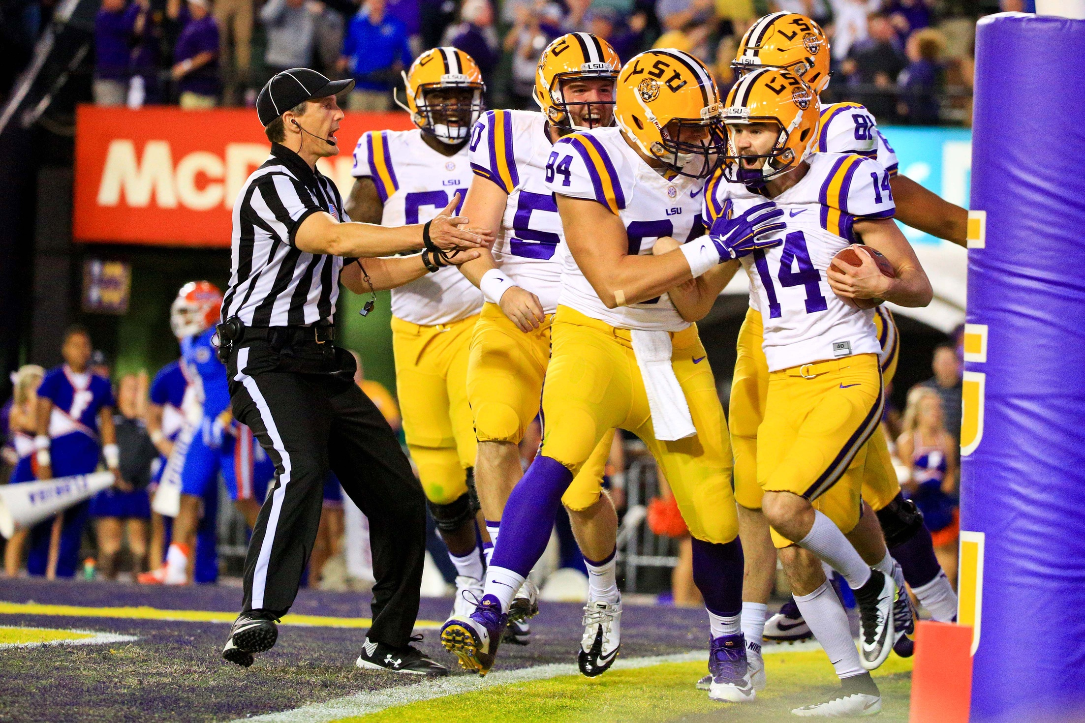 Lsu And Alabama Now The Chased In The Sec West