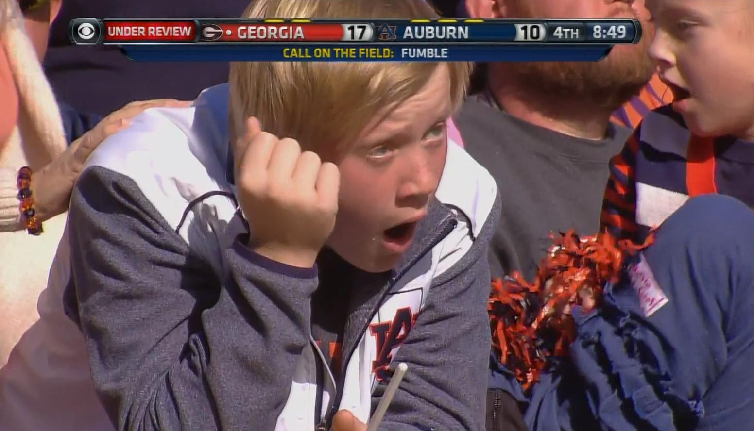 Auburn fans 1