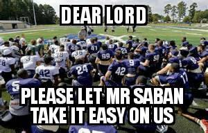 CSU Dear Lord MEME