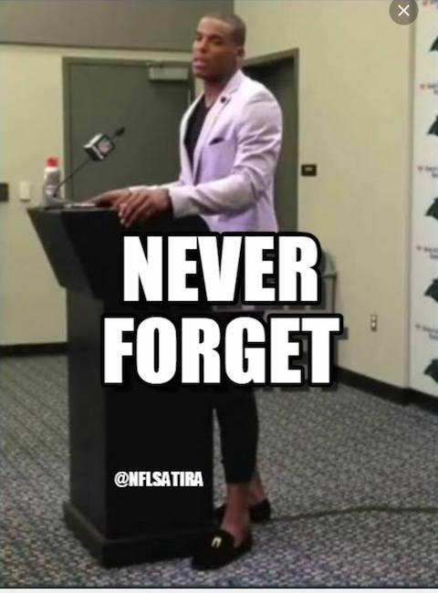 Cam Never Forget MEME
