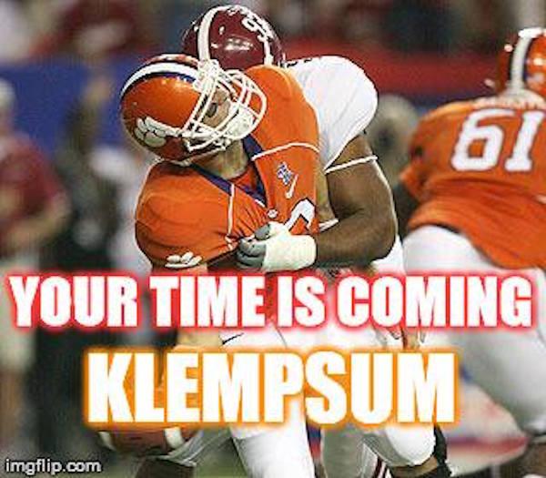 Klempson MEME