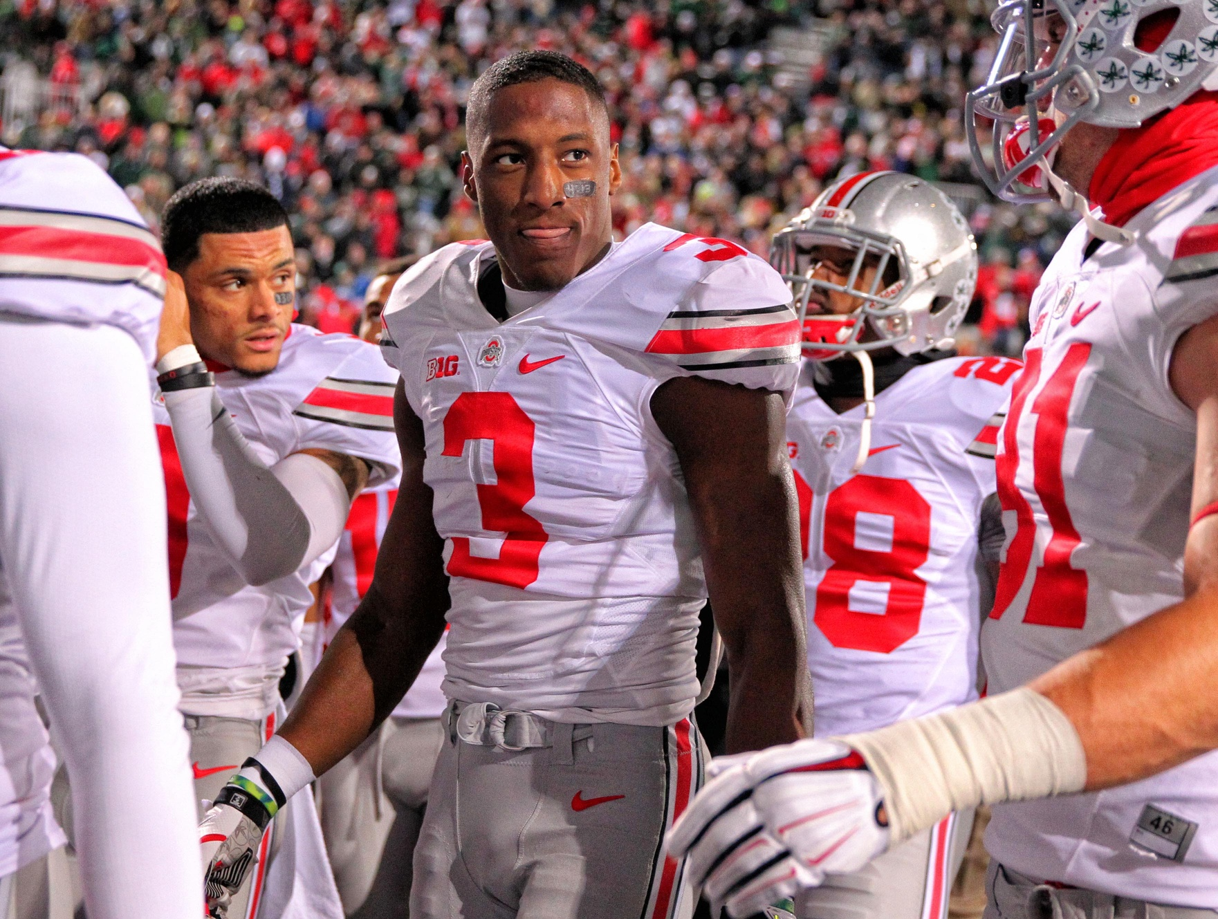 Ohio State WR Michael Thomas doesn't think much of Alabama's