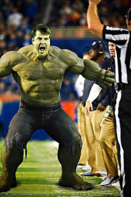 Muschamp Hulk