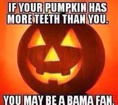 Pumpkin teeth MEME