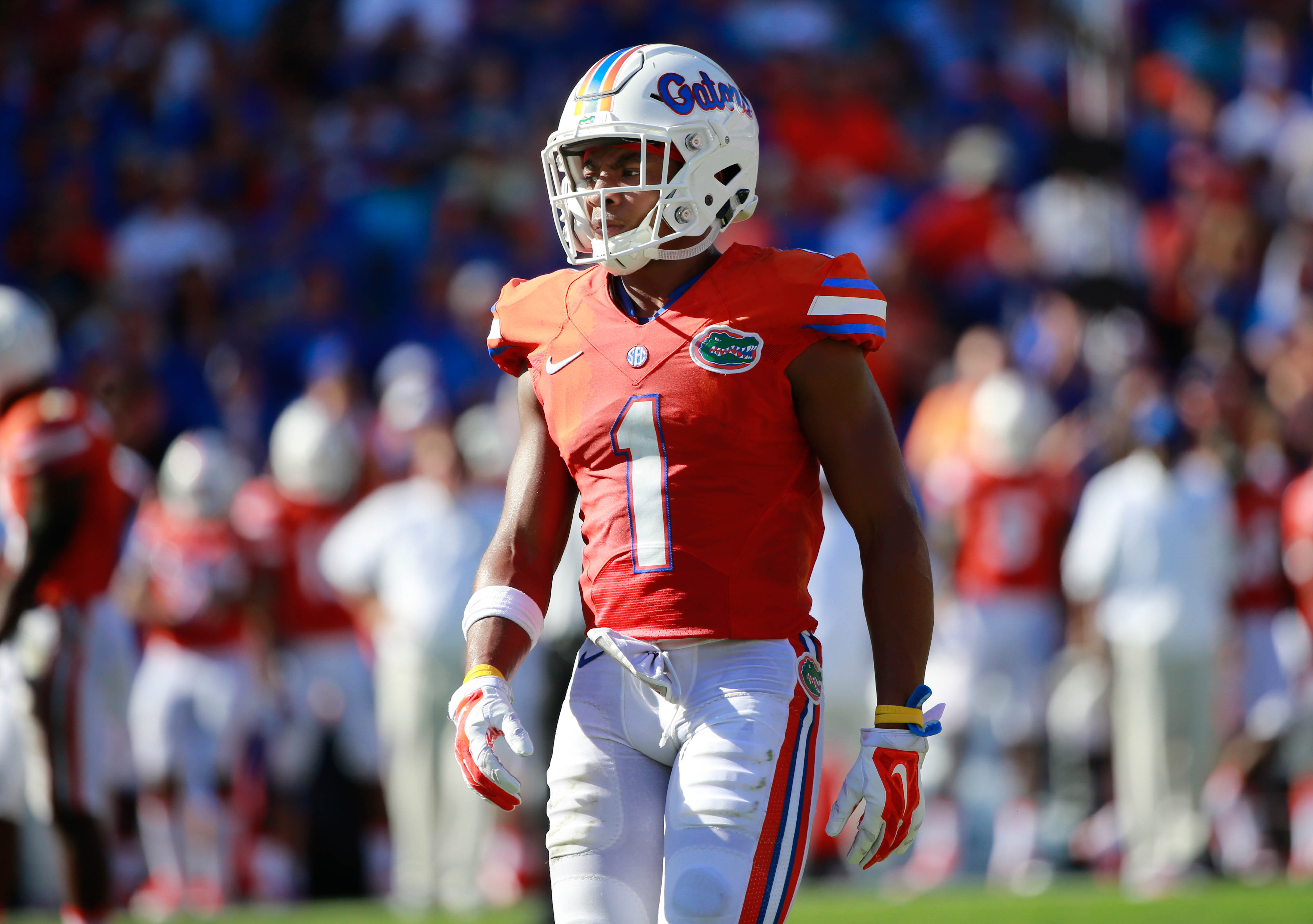 Florida Cb Vernon Hargreaves Out