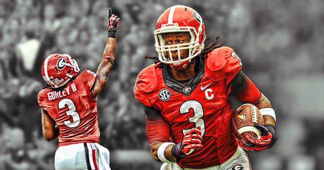 Twitter Loves Todd Gurley Tre Mason In The Same Backfield