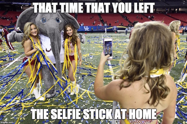 Best Sec Football Memes From Championship Week