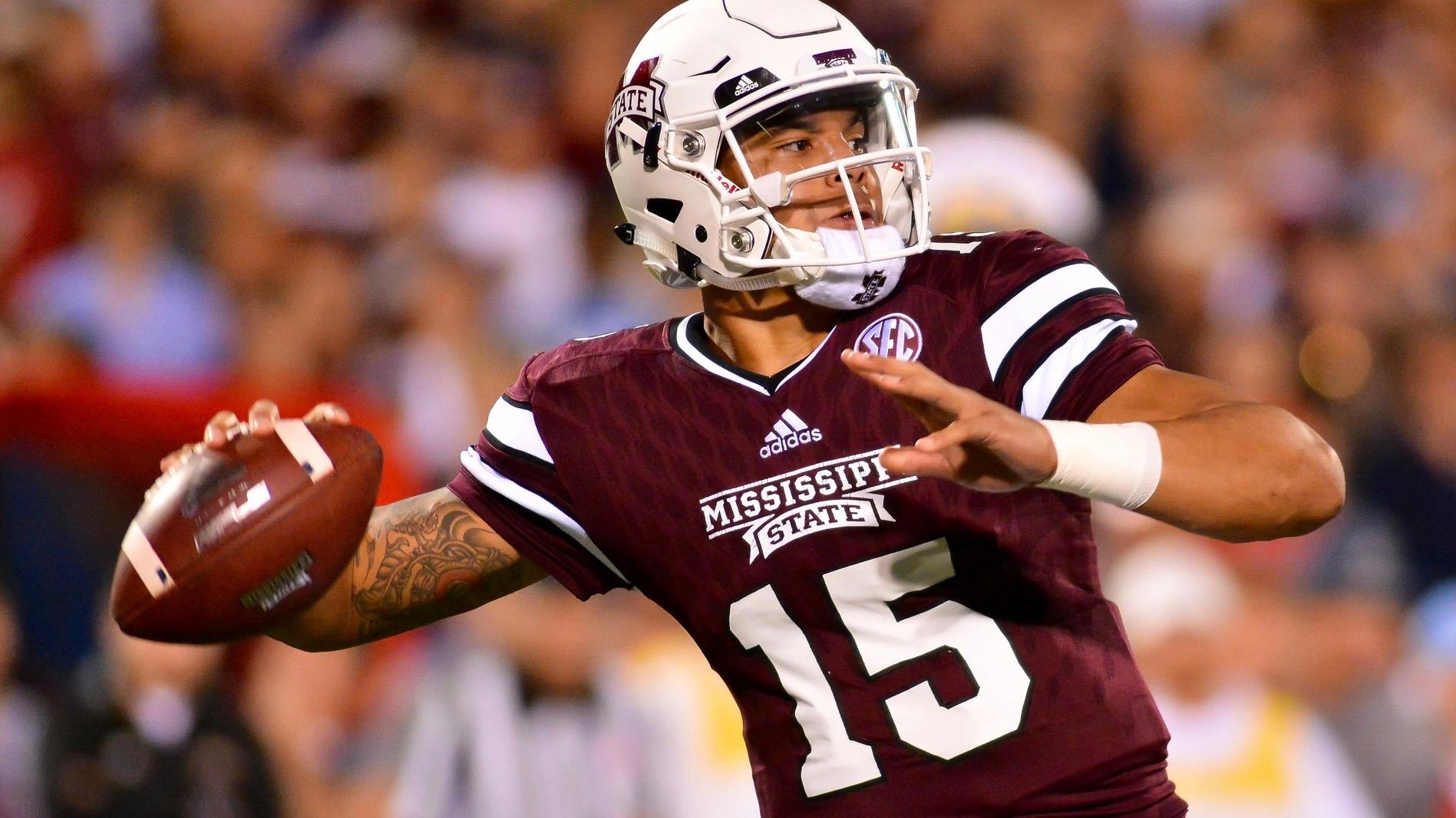 Dak Prescott a legendary QB at Mississippi State, but not an all-timer in  SEC