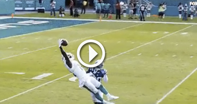 Odell Beckham Jr One Handed Catch Video