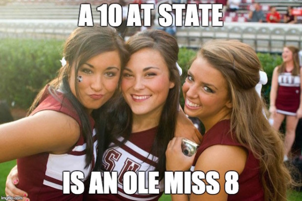 A 10 at Miss State
