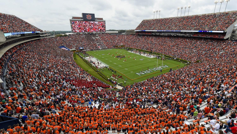 Updating Each Sec School S Most Recent Stadium Renovations