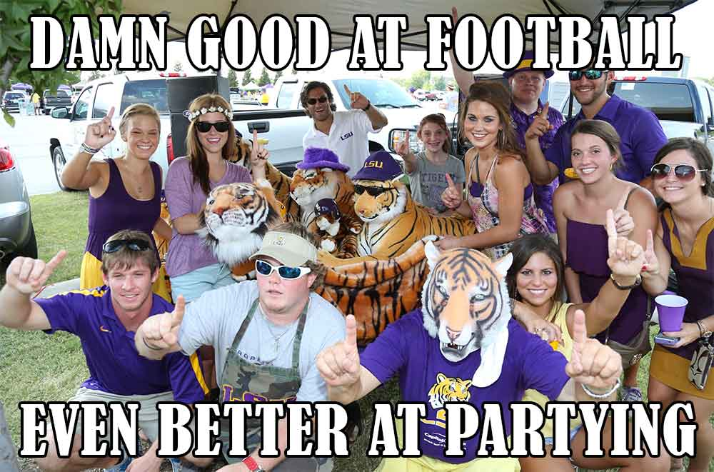 LSUPARTYING