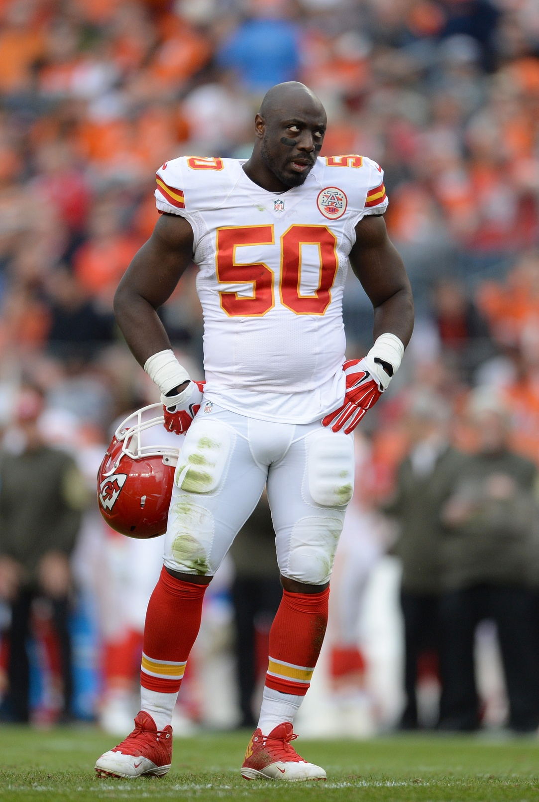 Former UGA LB Justin Houston could miss the 2016 NFL season