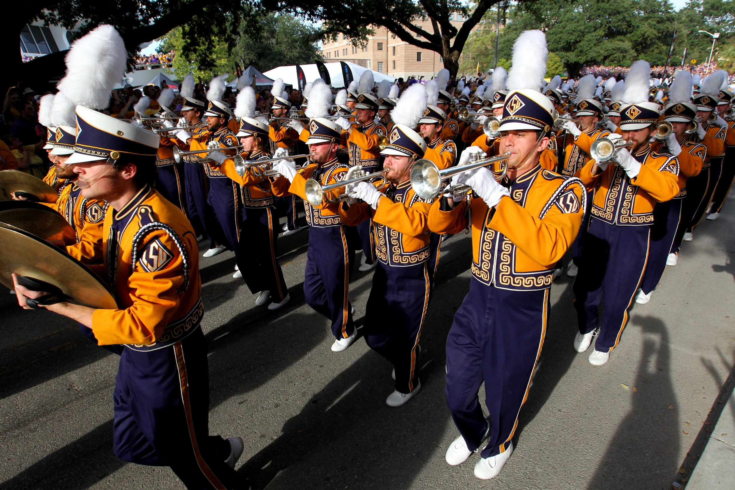 Mississippi State Scholarships >> LSU fires marching band director