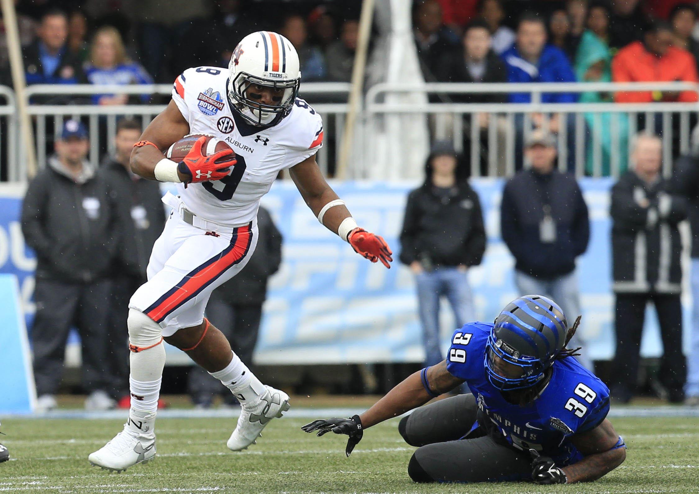 Spring checkup: Auburn's receivers