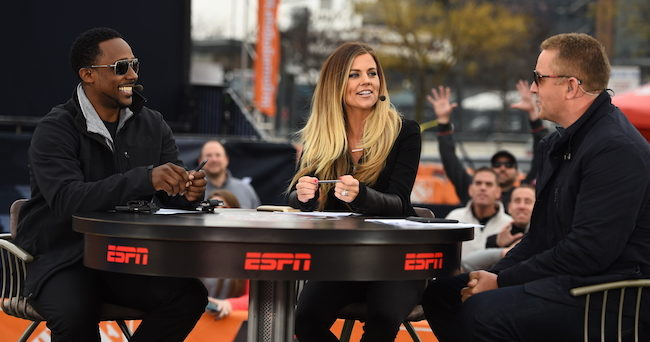 ESPN Replaces Chris Berman with Kolber, Ponder, and Wingo