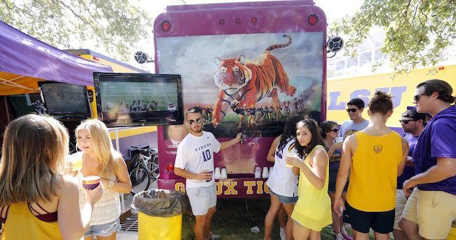 Baton Rouge Brewery Announces Officially Licensed Lsu Beer