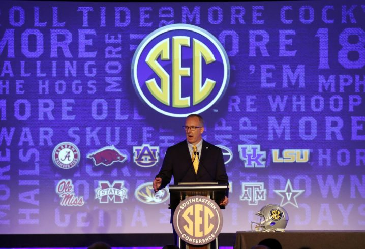 SEC To Adopt NCAA Football Practice Recommedations