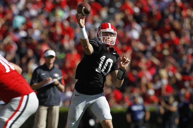Bookmaker The Oddsmakers Have Spoken Who S Taking The: Jacob Eason Now Favorite To Win Georgia Starting