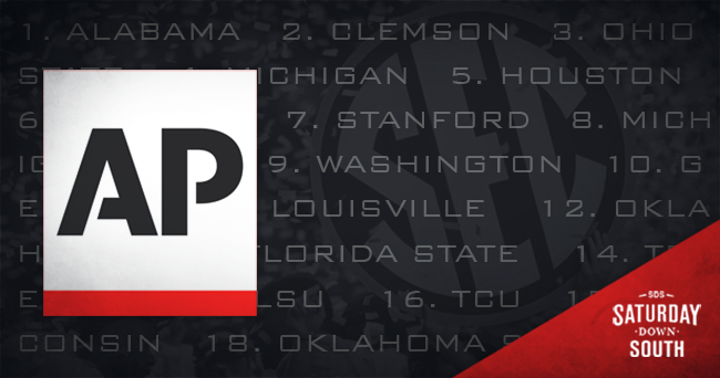 Projecting the AP Top 25