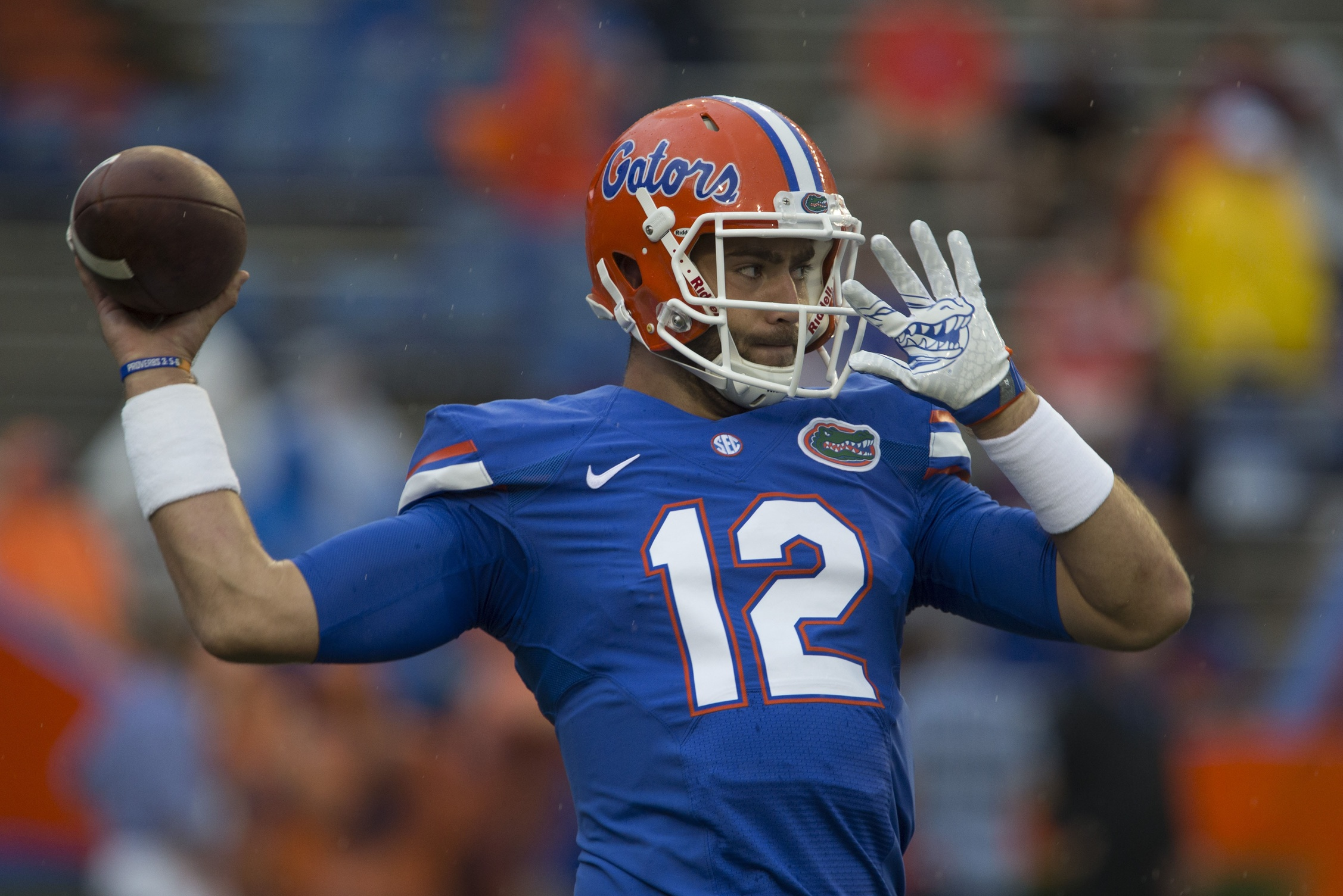 Quarterback Tim Tebow Puts Faith Front And Center | Here & Now