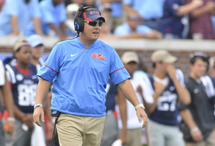 Hugh Freeze Compares Ole Miss Situation With Ncaa Investigation To