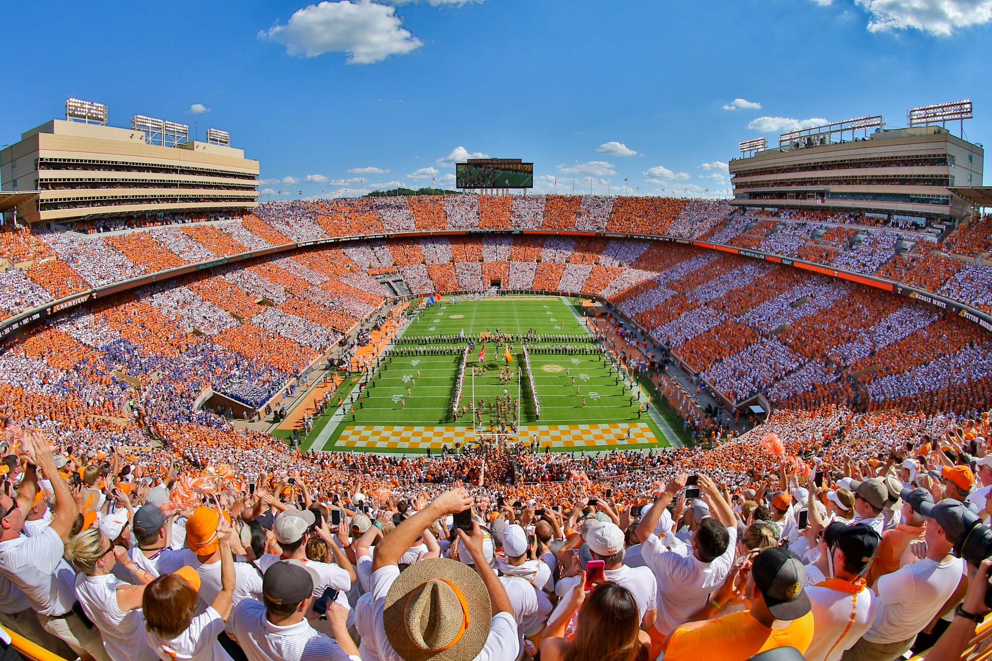 neyland stadium hd