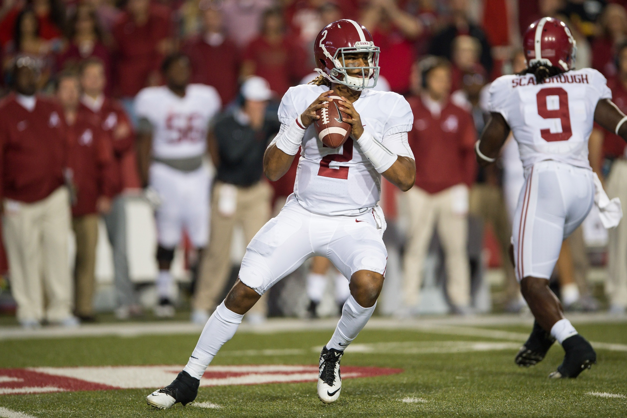 Get the latest news stats videos and more about Alabama Crimson Tide quarterback Jalen Hurts on ESPNcom