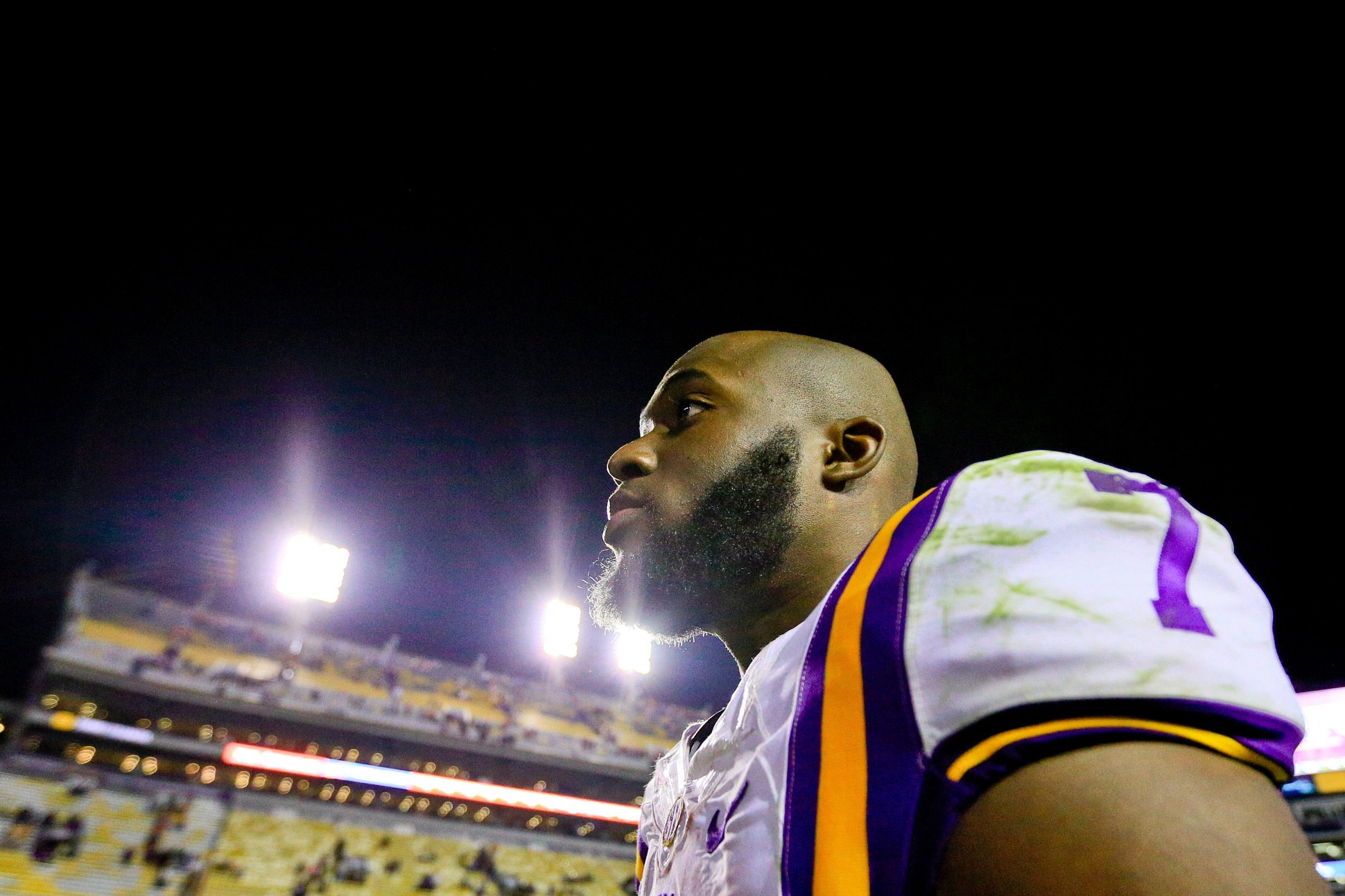 Hurricane Party Leonard Fournette Derrius Guice Ready To