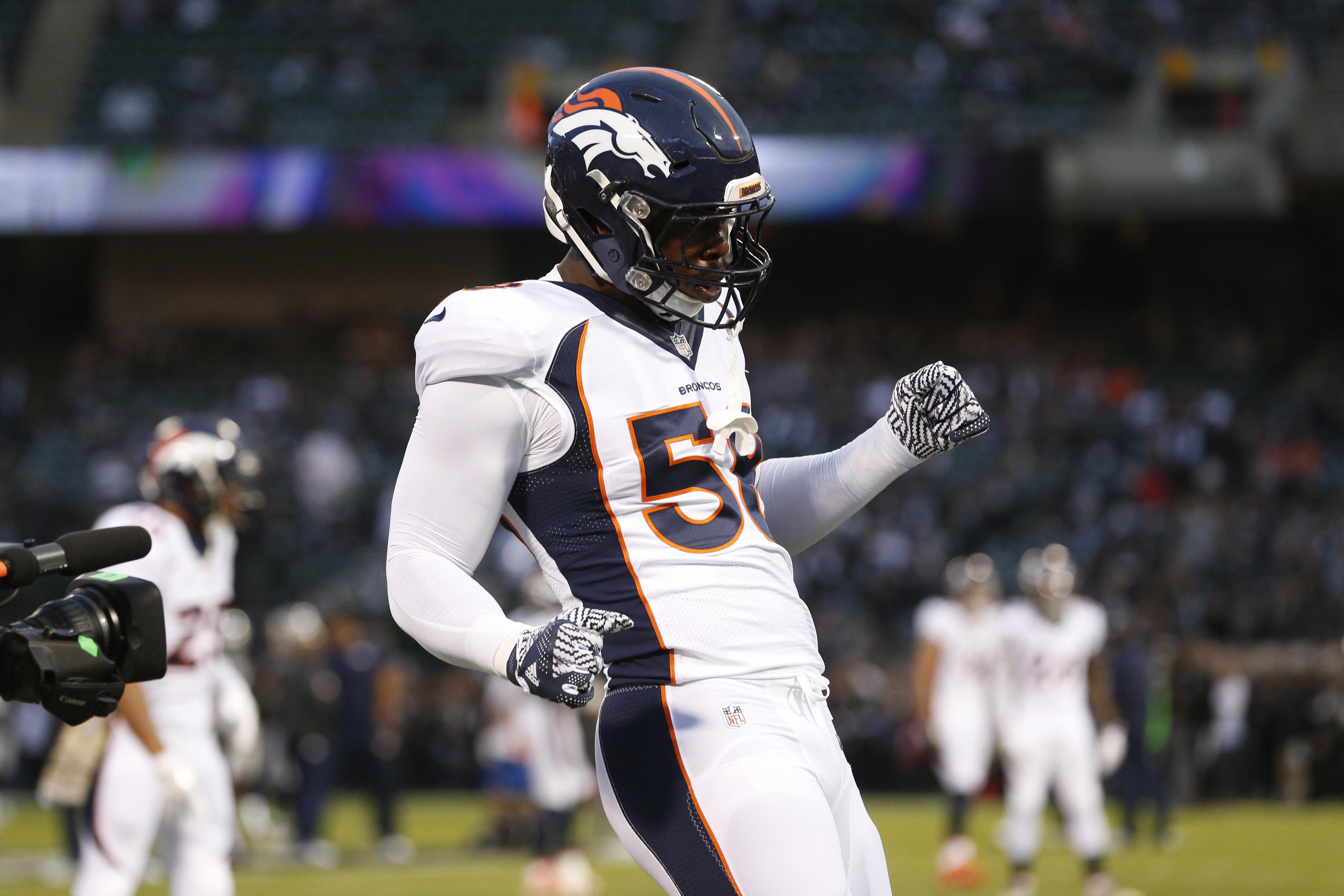 the best attitude ad528 faedd Photo: Former Texas A&M star Von Miller might have the ...