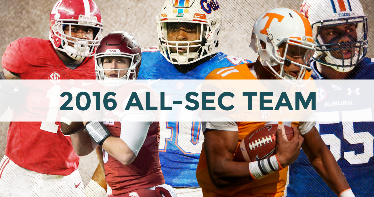 Projecting First Team All Sec Selections For 2016 Season