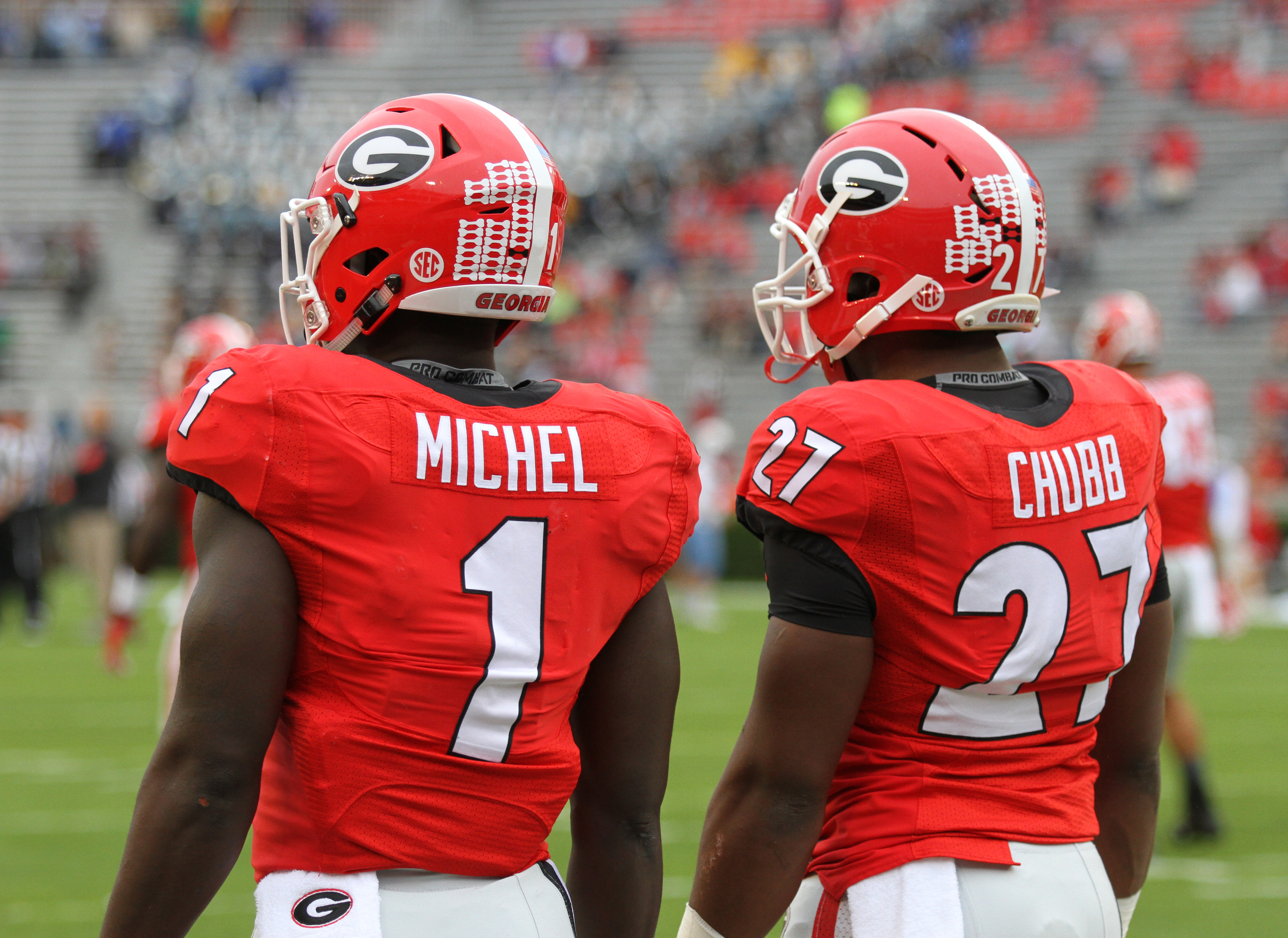 online store 927e9 1ed87 Kirby Smart explains why you're unlikely to see Nick Chubb ...
