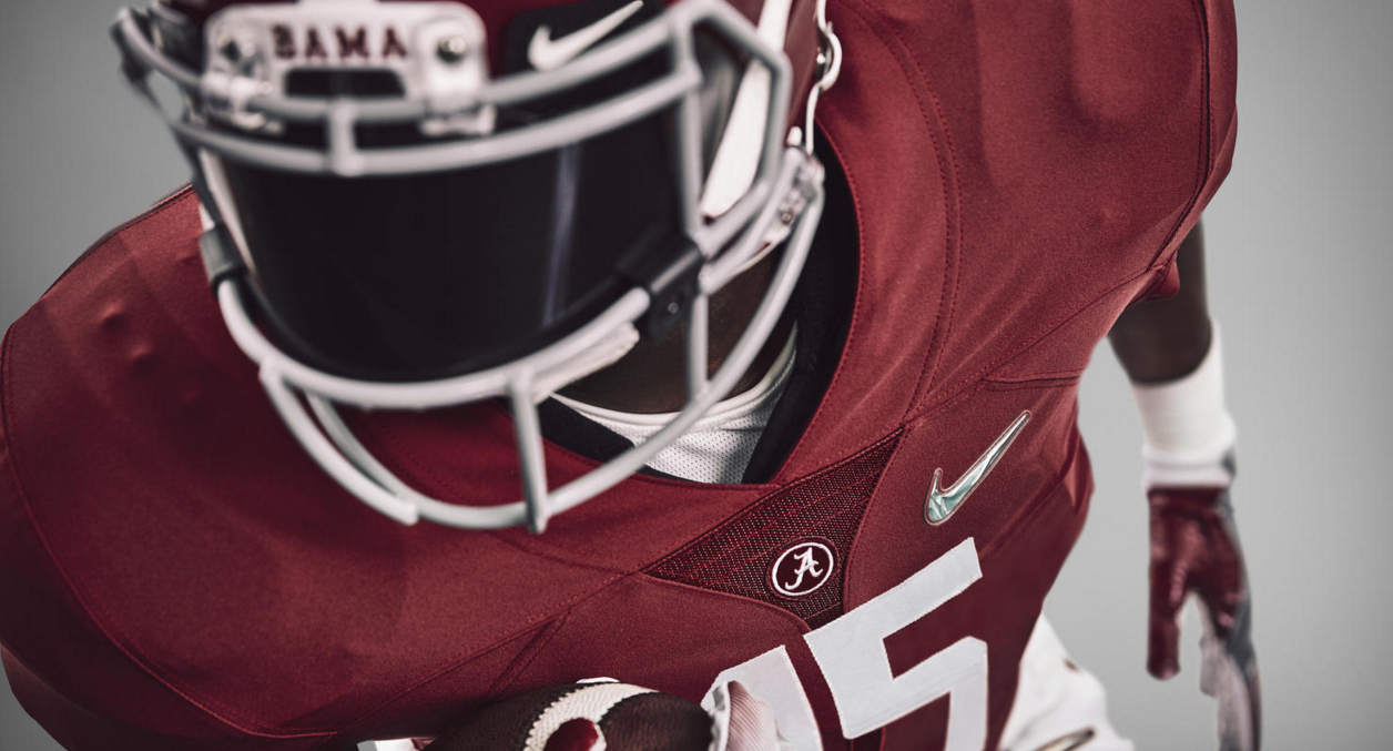 19ad508871 PHOTOS  Nike unveils Alabama s College Football Playoff uniforms