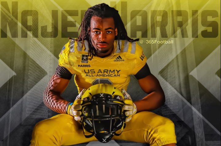 3 Reasons Najee Harris Might Be The Best Rb Nick Saban Has