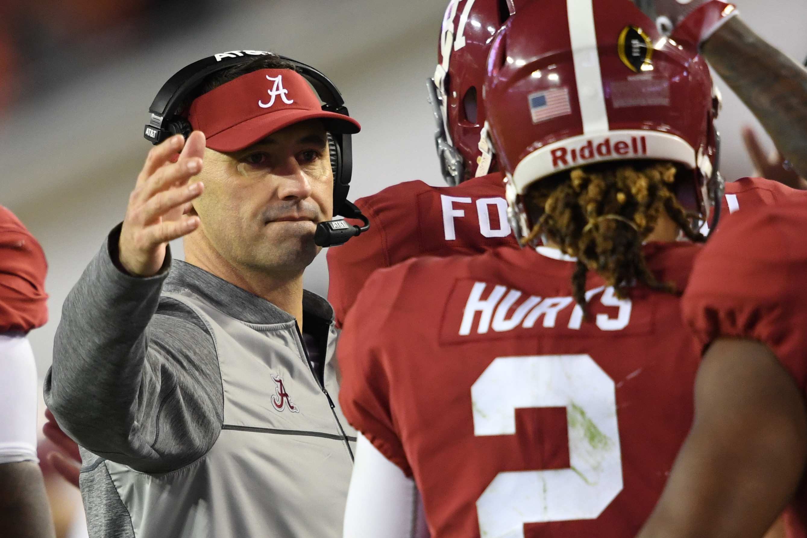 Alabama S Loss Shows Pitfall Of Cfp And Why Expanding To 8 Would