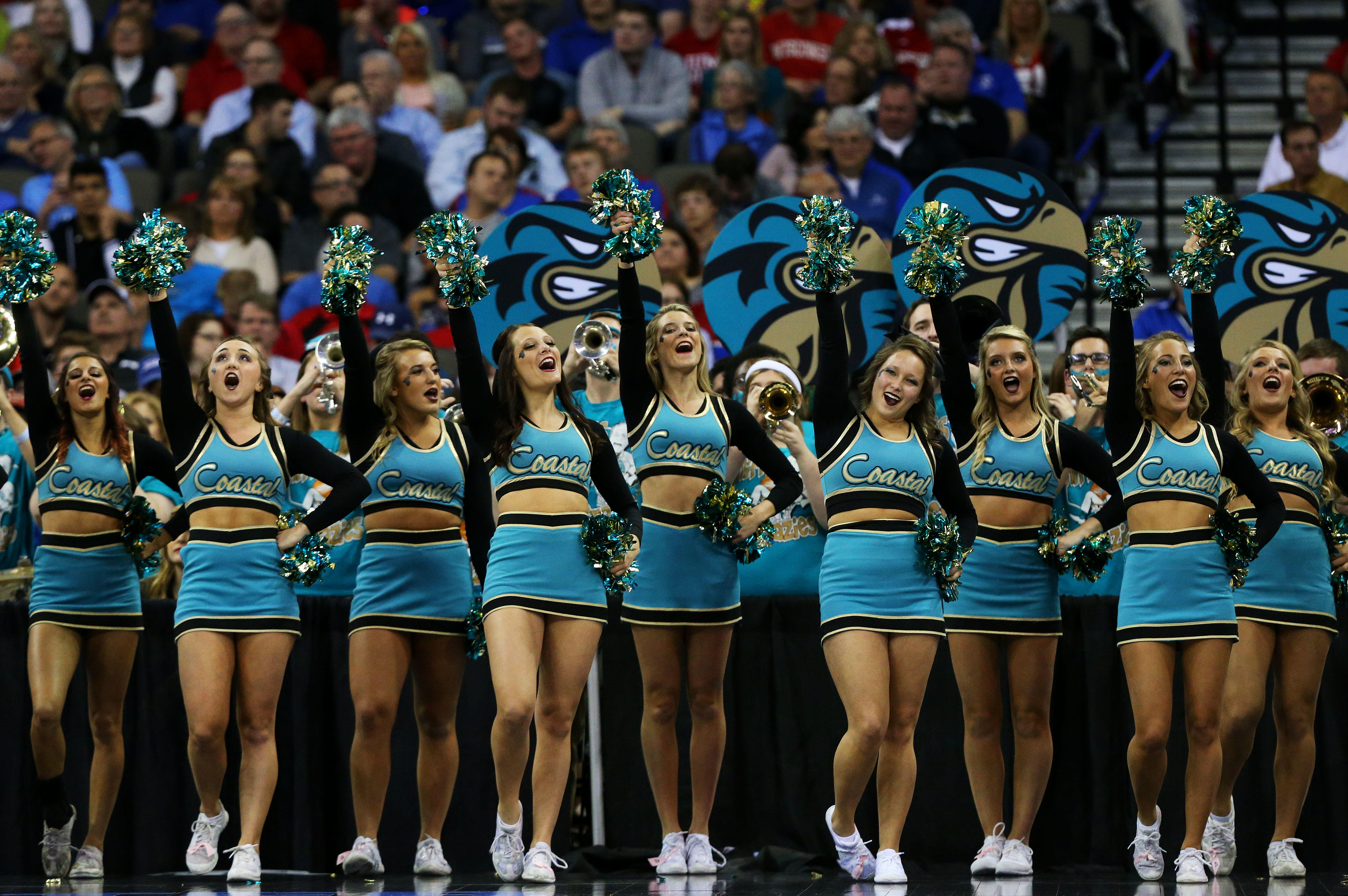 University Of Alabama Football Schedule 2017 >> Report: Details of alleged prostitution by Coastal Carolina's cheerleading squad emerge