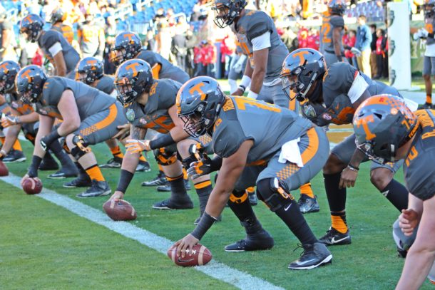 Tennessee Offensive Line