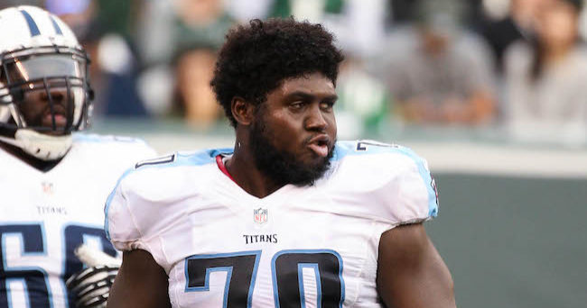 Chance Warmack signs one-year deal with Philadelphia Eagles