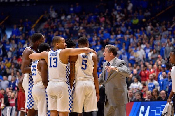Three Reasons Kentucky Basketball Might Have One Of Its: Every SEC School's Best Sport Outside Of Football