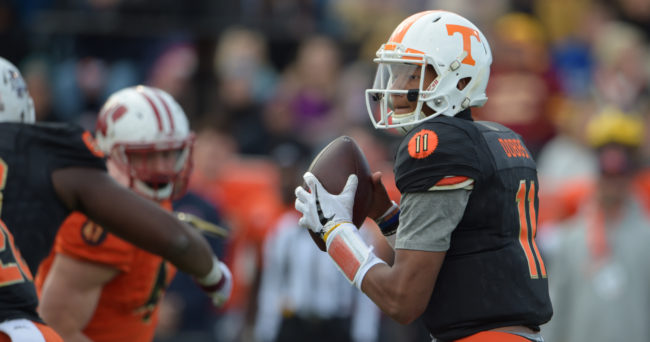 Dobbs, Malone, Reeves-Maybin drafted in fourth round — NFL DRAFT