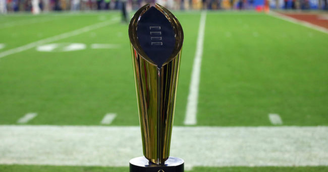 College Football Playoff changes dates for 2024 and 2025 title games