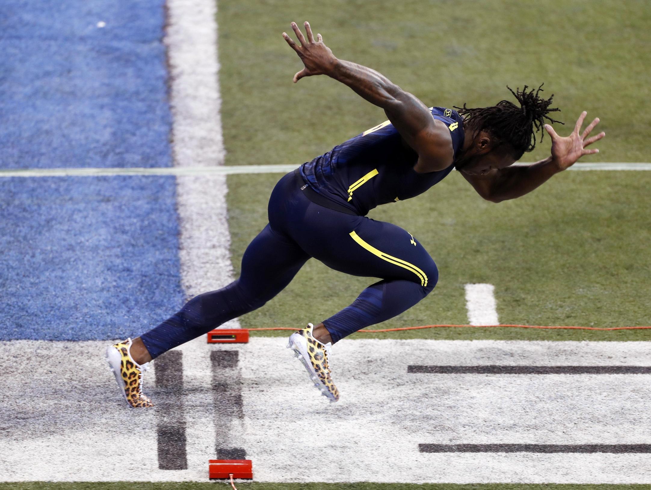 National Football League prospect: Rape report 'completely false,' skipping draft