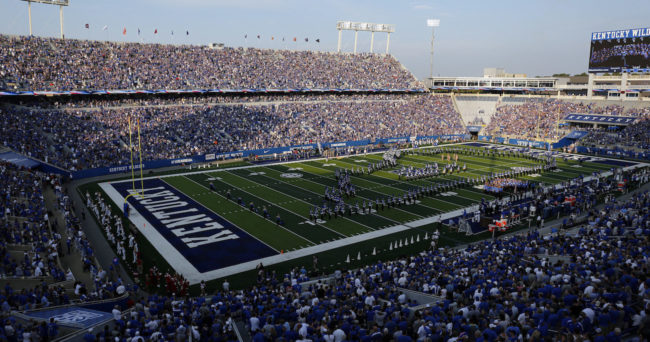 Grocery store buys naming rights to Kentucky football stadium