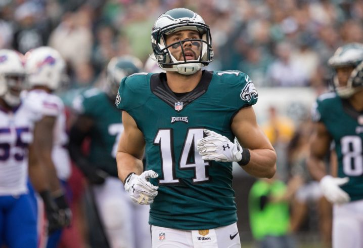 Riley Cooper gets tryout with Bucs, hopes to revive career