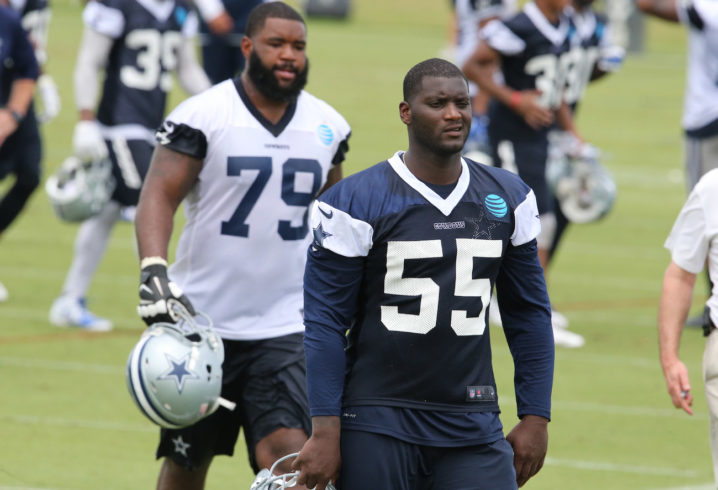 Former Cowboys LB Rolando McClain Arrested on Marijuana, Gun Charges